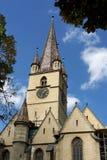 Church in Sibiu Stock Photos