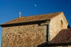 Church of Sieteiglesias, Madrid, Spain Royalty Free Stock Photography