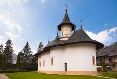 Church at Sihastria Monastery royalty free stock images