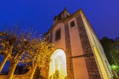 Church in Sintra Stock Photo