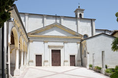 Church at Sirmione Royalty Free Stock Image