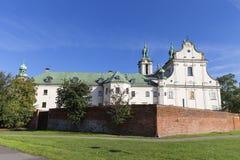 Church on Skalka, Pauline Fathers Monastery, Krakow, Poland royalty free stock photos