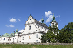 Church on Skalka, Pauline Fathers Monastery, Krakow, Poland royalty free stock images