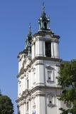 Church on Skalka, Pauline Fathers Monastery, Krakow, Poland royalty free stock photo