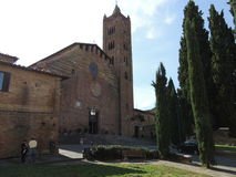 St. Mary of Servi Basilica Siena Stock Photos