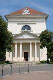 Church in Slavkov u Brna Royalty Free Stock Images