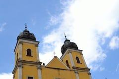 Church in Slovakia Stock Photo