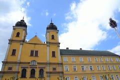 Church in Slovakia Royalty Free Stock Image