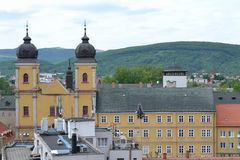 Church in Slovakia Royalty Free Stock Photography