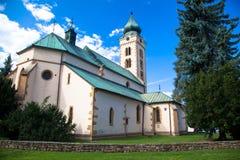 Church at Slovakia Stock Photo