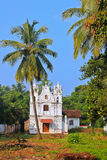 Church. A small Church in the heart of the jungle Royalty Free Stock Photography