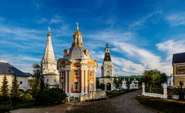 Church of the Smolensk Icon of the Holy Mother Royalty Free Stock Photo