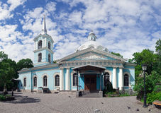 Church of the Smolensk icon Mother God Royalty Free Stock Photography