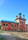 Church of the Smolensk Icon of the Mother of God. Uglich, Russia Stock Images
