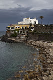 Church of Soccorso (Forio) Ischia  island Italy 2 Royalty Free Stock Images
