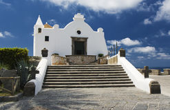 Church of Soccorso, Forio, Ischia, Italy Royalty Free Stock Image