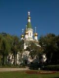 Church in Sofia Stock Photos