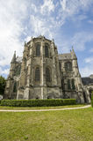 Church in Soissons Royalty Free Stock Photos