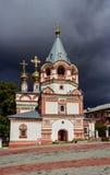 Church in solikamsk Stock Image
