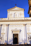Church Sorrento Italy. Church Sorrento Royalty Free Stock Image
