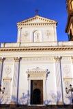 Church Sorrento Italy Royalty Free Stock Image