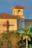 Church in South Florida Royalty Free Stock Photography
