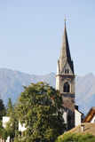 Church in South Tyrol Stock Image