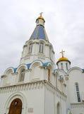 Church Spasa-na-Vodakh in Murmansk. Bottom view Stock Photography