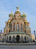 Church of Spilled Blood Stock Photography