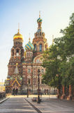 Church on Spilled Blood Stock Images