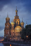Church on Spilled Blood Royalty Free Stock Photos
