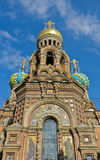 Church of Spilled Blood Royalty Free Stock Photography