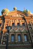 Church On Spilled Blood, St. Petersburg Royalty Free Stock Images