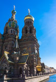 The Church of Spilled Blood Stock Images