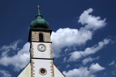 Free Church Spire Royalty Free Stock Photo - 55865605
