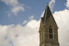 Church spire Stock Photography