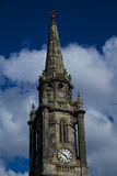 Church spire, Edinburgh Royalty Free Stock Photography