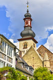 Church Spire in Germany Royalty Free Stock Photo