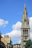 Church spire in stamford Lincolnshire Stock Photos