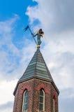 Church spire Stock Image