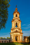 Church in sredneivkino Royalty Free Stock Photography