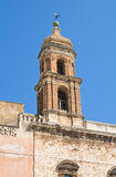 Church of SS. Cosma e Damiano. Conversano. Puglia. Italy. Stock Photos
