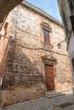 Church of SS. Cosma e Damiano. Conversano. Puglia. Italy. Royalty Free Stock Image