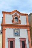 Church of SS.Crocifisso. Gallipoli. Puglia. Italy. Stock Photo