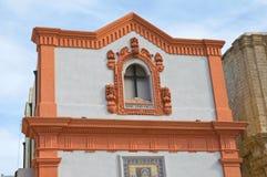 Church of SS.Crocifisso. Gallipoli. Puglia. Italy. Stock Photography