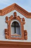 Church of SS.Crocifisso. Gallipoli. Puglia. Italy. Royalty Free Stock Photo