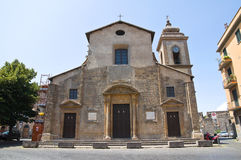 Church of SS. Faustino and Giovita. Viterbo. Lazio. Italy. Stock Images