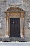 Church of SS. Faustino and Giovita. Viterbo. Lazio. Italy. Royalty Free Stock Photography