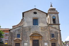 Church of SS. Faustino and Giovita. Viterbo. Lazio. Italy. Royalty Free Stock Images