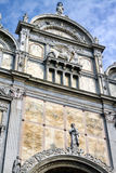 Church SS Giovanni e Paulo, Venice, Italy Royalty Free Stock Photos